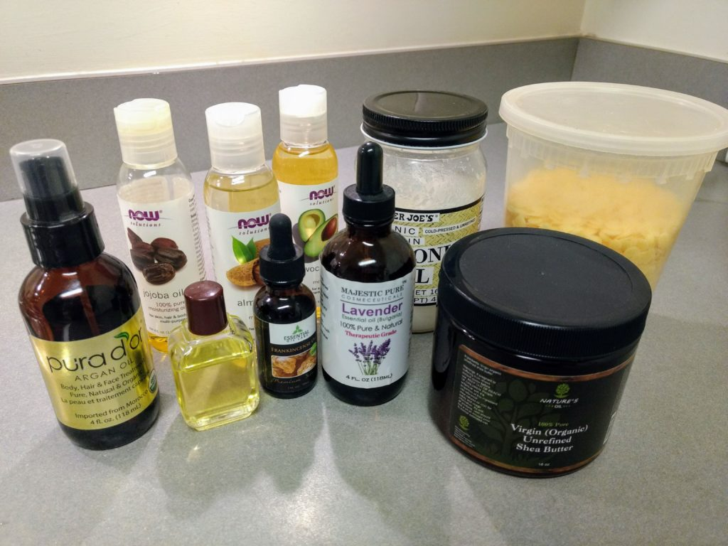Homemade Facial Lotion